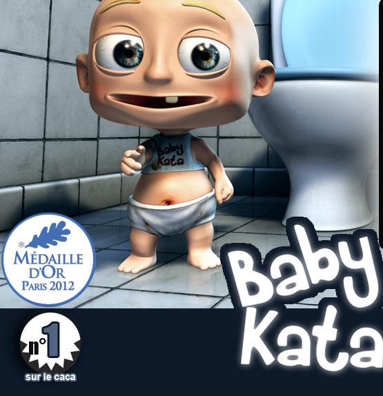 Baby Kata - Pipi Caca - Tous droits réservés - Toilette Records 2012 ...